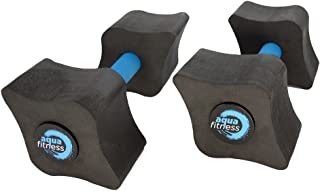 Aqua Fitness Vari-Resist Dumbbells, Water Aerobics, Aquatic Low Impact Workout, Resistance Training