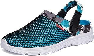 Hombres - Mujeres Slip-On Zapatos de malla transpirable Parejas Sandalias deportivas Flip Flop