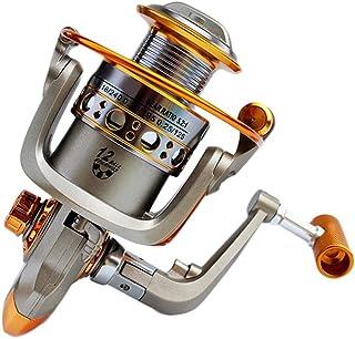 Never Break GF2000 GF3000 GF4000 GF6000 3BB 5.2:1 Full Aluminum Metal Spinning Boat Fishing Reel