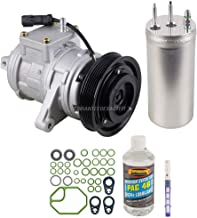 For Jeep TJ & Wrangler 2000-2006 AC Compressor w/A/C Repair Kit - BuyAutoParts 60-80151RK New
