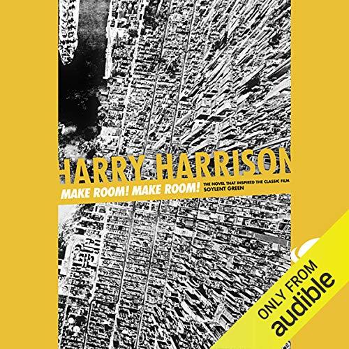Make Room! Make Room! audiobook cover art
