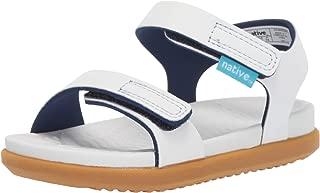 toddler boy white sandals
