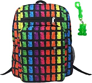 gummy bear book bag