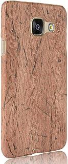 حافظة هاتف سامسونج جالاكسي C7 برو حافظة الهاتف المحمول درع قوي 360 درجة حماية هاتفك من الجلد المحبب غطاء الحافظة لسامسونج ...