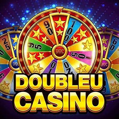DoubleU Casino - Vegas Fun Free Slots, Video Poker & Bonuses! Spin & Hit the Jackpot!