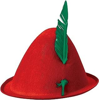 Forum Men's Alpine Hat with Feather