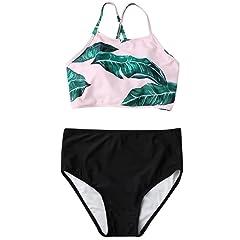 Teenager Swimwear Women's Plus Size Clothing