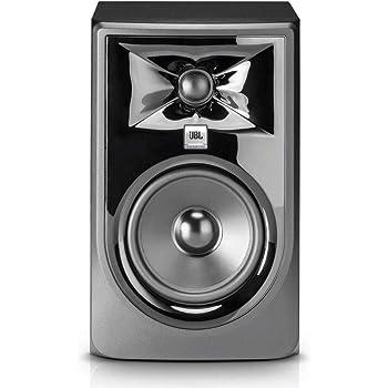 JBL Professional 305P MkII Next-Generation 5-Inch 2-Way Powered Studio Monitor