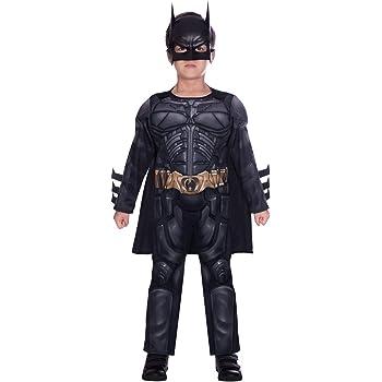 Disfraz de superhéroe para caballero oscuro Batman (edad 8-10 años ...