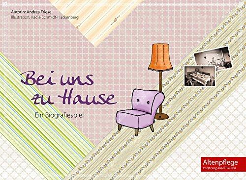 Bei uns zu Hause: Ein Biografiespiel (Deutsch) Spiel (Altenpflege)