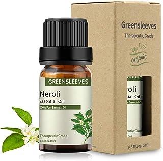 GREENSLEEVES ネルリ エッセンシャルオイル 100% ピュア精油 ナチュラル ディフューザー用 マッサージ用 アロマ テラピー 10ml
