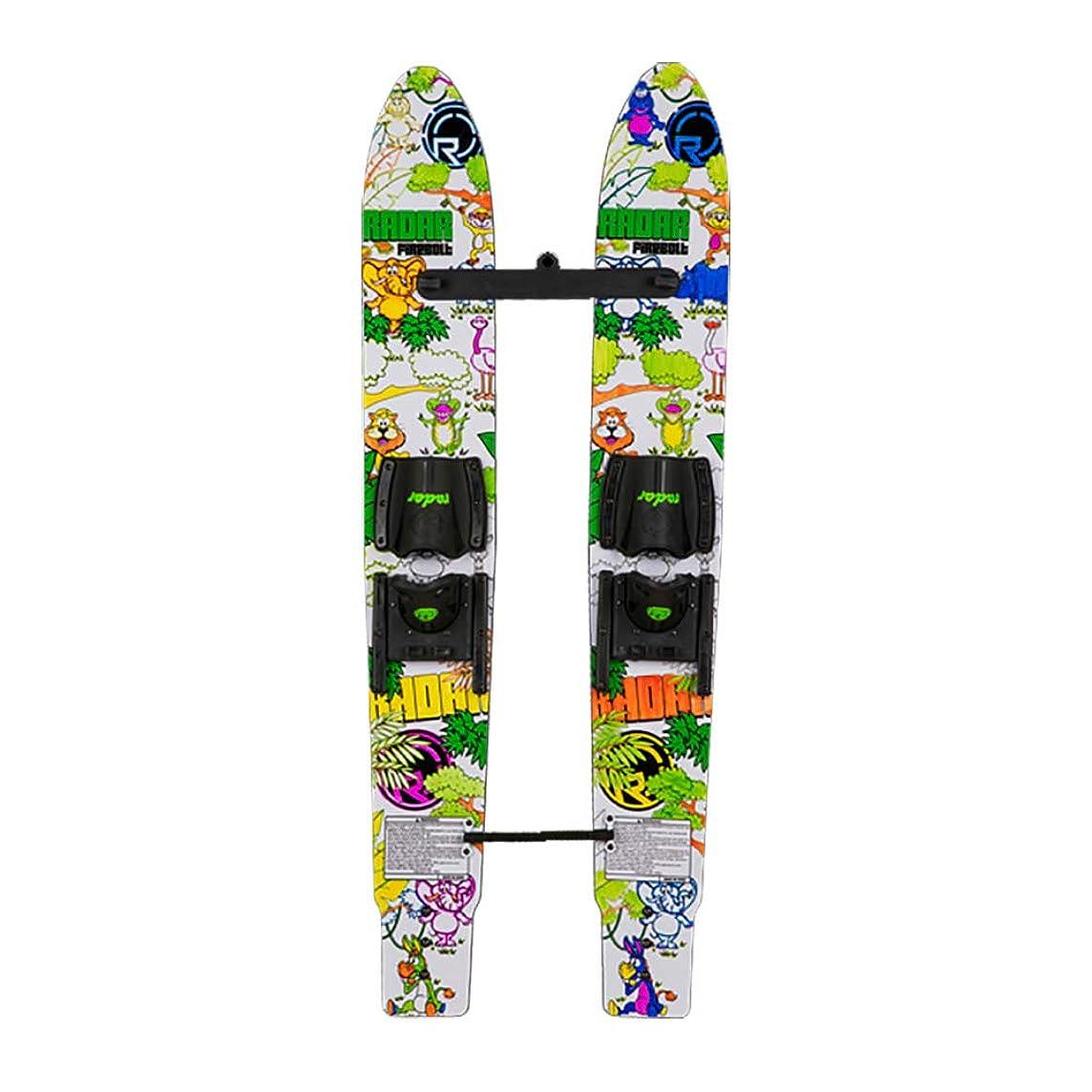 Radar Water Ski Combos 46 - Firebolt w/Child Adj Horseshoe Bindings - Jungle Coloring Book (2019)
