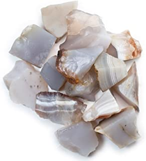 Best raw agate stone Reviews