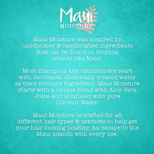 Maui Moisture Curl Quench + Coconut...