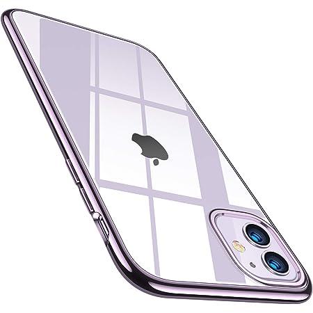 Torras Crystal Clear Kompatibel Mit Iphone 11 Hülle Elektronik
