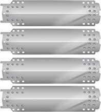 Hongso SPC001 (4 Pack) Stainless Steel Heat Plate Shields Replacement for Charbroil 463436215 463436214 463436213, Thermos 466360113 Gas Grill, G432-0096-W1