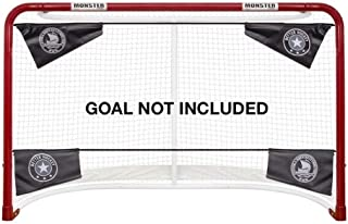 Better Hockey Extreme Pro Shooting Targets - Training Aid for Accuracy - Helps You Score More Goals - Installed in Seconds - Fits Any Regulation Size Nets - Used by The Pros