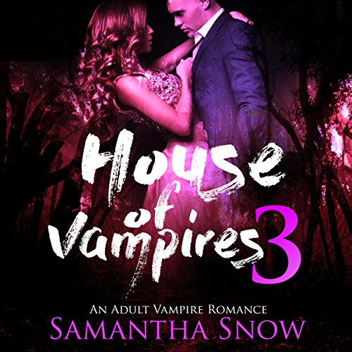House of Vampires 3 audiobook cover art