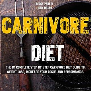 Carnivore Diet audiobook cover art