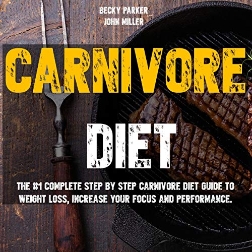 Carnivore Diet cover art