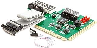 Kingwin PC Computer Motherboard Analyzer Kit [Digital PCI & ISA PC SDRAM NA Motherboard]. 4 Digit PCI & ISA PC Tester, Dia...