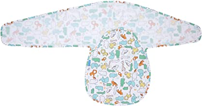 The Gro Company Animal Fair Hip-Healthy Groswaddle Twin Pack, 0-3 Months