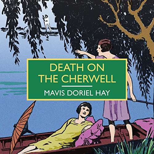 Death on the Cherwell audiobook cover art