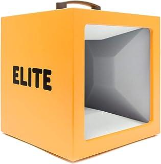 Elite Practice Box - Caja de reducción de sonido para la práctica y el estudio de trompeta, corneta, fliscorno, etc.