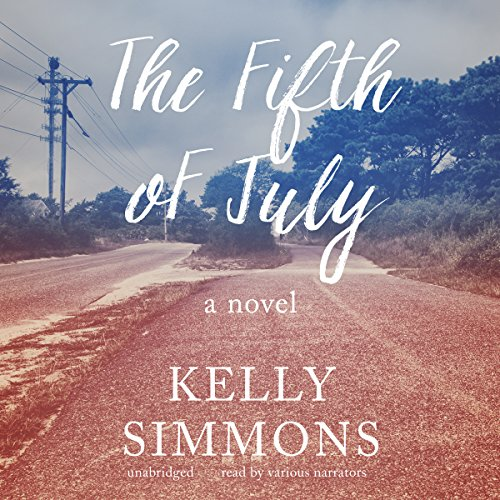 The Fifth of July audiobook cover art