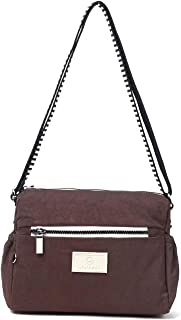 Mindesa Crossbody Bags for Women - Coffee (8566)
