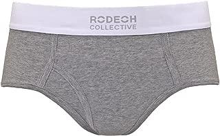 RodeoH Classic Packer Brief Underwear - Gray Marle - FTM Transgender
