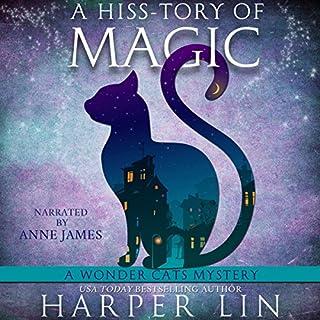 A Hiss-Tory of Magic audiobook cover art