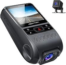 APEMAN Dash Cam Dual Car Camera 1080P
