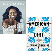 American Dirt, Becoming 2 Books Collection Set