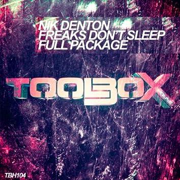 Freaks Don't Sleep
