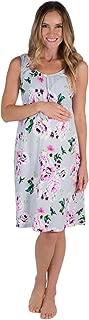 Baby Be Mine 2 in 1 Maternity Nursing Nightgown Nightdress Hospital Bag Must Have, Pregnancy Breastfeeding