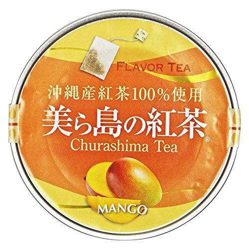 美ら島の紅茶 マンゴーフレーバー 12包