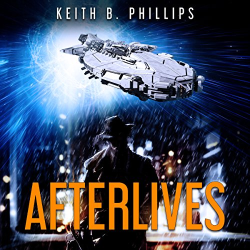 Afterlives audiobook cover art