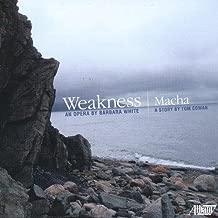 Barbara White: Weakness