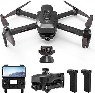 GPSドローン4KHDカメラ、アダルトEISカメラドローン、Quadcopterドローン5GHz FPV伝送、インテリジェント障害物回避、1200mリモートコントロール距離