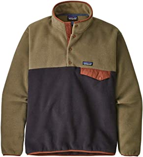 PATAGONIA LIGHTWEIGHT SYNCHILLA SNAP-T FLEECE PULLOVER 25550-SKA [並行輸入品]