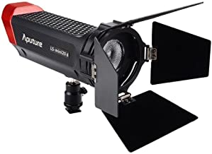 Aputure LS-mini 20D Daylight LED Light Portable Compact Design - 7500k
