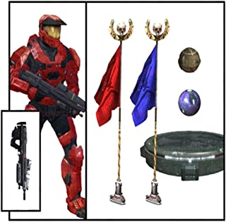 McFarlane Toys Halo Reach Series 6 Team Objective Deluxe Box Set