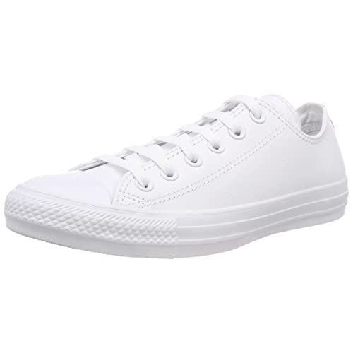 facfba2e48d0 Converse Unisex Adults  Chuck Taylor Ct Ox Leather Fitness Shoes