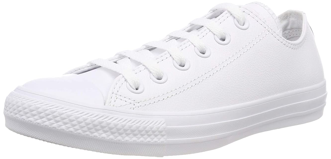 驚いたことにマーカークラックConverse Ct Mono Ox, Baskets mode mixte adulte - Blanc, 44 EU