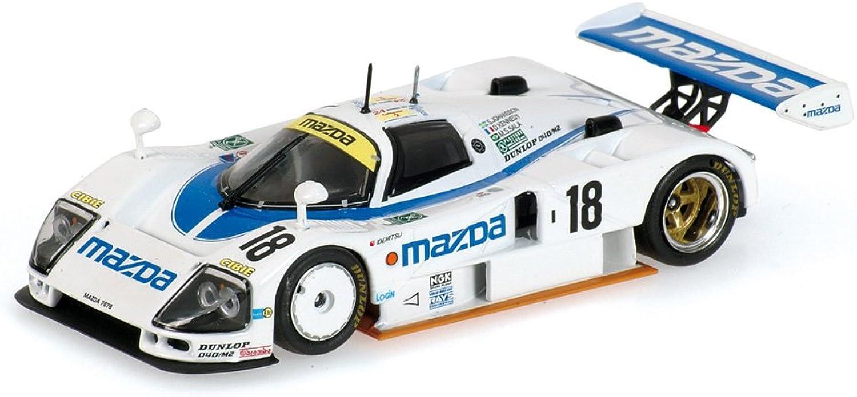 Minichamps 1 43 Stefan Johansson Dave Kennedy Maurizio Sandro Sala  18 Mazdas... (japan import)