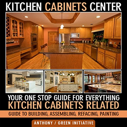 Kitchen Cabinets Center audiobook cover art