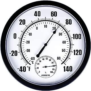 MUMTOP Thermometer Indoor Outdoor 10