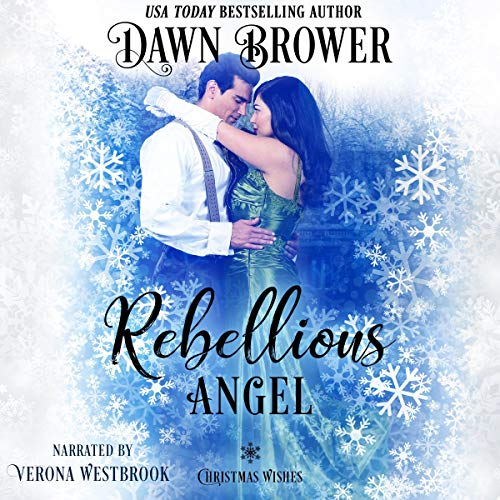 Rebellious Angel: Marsden Descendants audiobook cover art