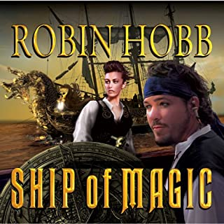 Ship of Magic     The Liveship Traders, Book 1              By:                                                                                                                                 Robin Hobb                               Narrated by:                                                                                                                                 Anne Flosnik                      Length: 35 hrs and 20 mins     2,258 ratings     Overall 4.2